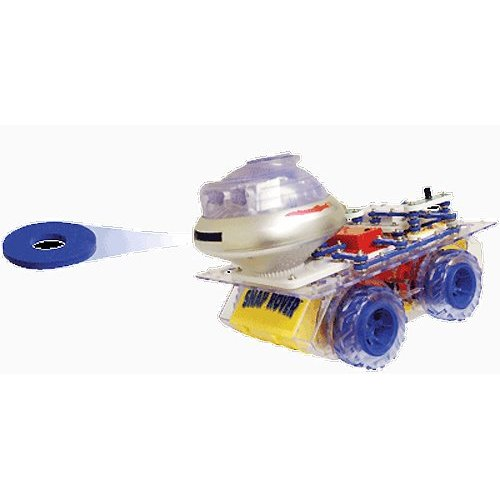 Best Offer Elenco Electronics Snap Circuits Deluxe Snap Rover Sale